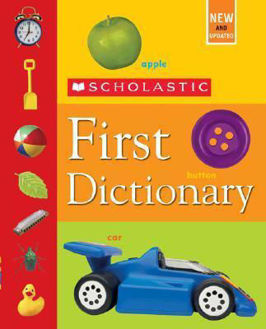 Picture of Scholastic First Dictionary