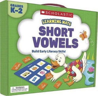 Picture of Learning Mats: Short Vowels