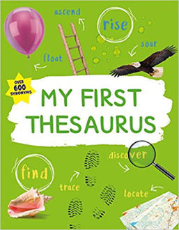 Picture of MY FIRST THESAURUS