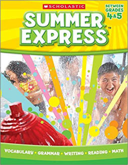 Picture of Summer Express Between Fourth and Fifth Grade