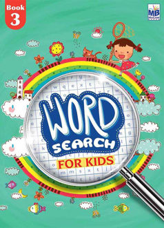 """Picture of """"WORD SEARCH"""" FOR KIDS BOOK - 3"""