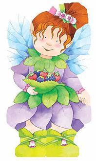 Picture of Fairy (Mini People Shape Books)