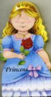 Picture of Princess Mini People Shape Books