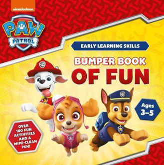 Picture of Bumper Book of Fun (Early Learning Skills)