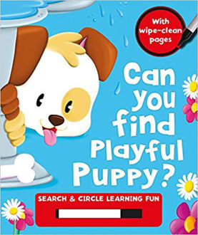 Picture of Can You Find Playful Puppy?