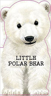 Picture of Little Polar Bear (Mini Look at Me Books)
