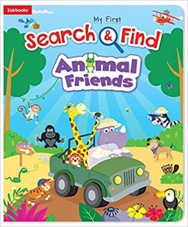 Picture of My First Search & Find - Animal Friends