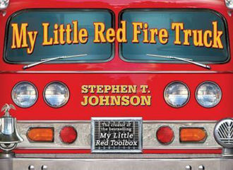 Picture of My Little Red Fire Truck (board book)