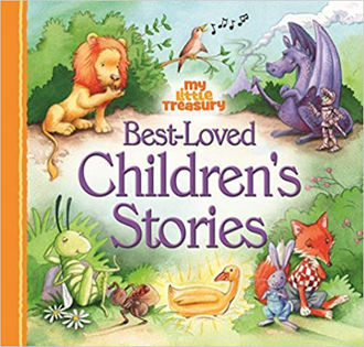 Picture of My Little Treasury Best-Loved Children's Stories