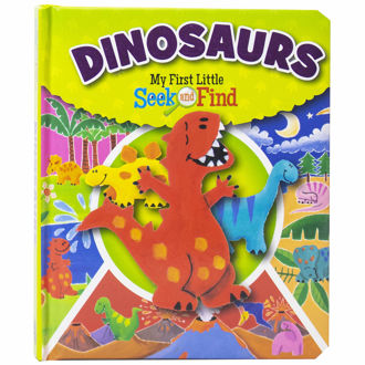 Picture of Dinosaurs: My First Little Seek and Find