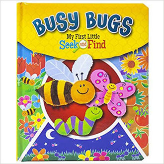 Picture of Busy Bugs - My First Little Seek and Find