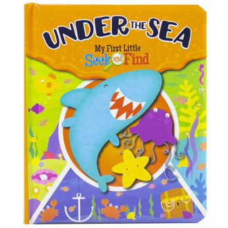 Picture of Under the Sea: My First Little Seek and Find