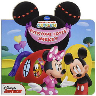 Picture of Mickey Mouse Clubhouse Everyone Loves Mickey