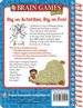 Picture of Brain Games Kids Awesome Activity Book