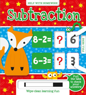 Picture of Subtraction Wipe and Clean