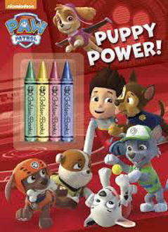 Picture of Paw Patrol Puppy Power!