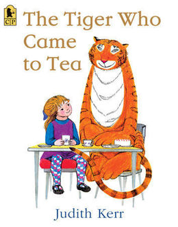 Picture of The Tiger who came to Tea