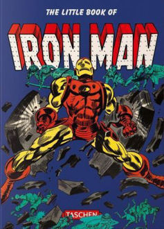Picture of The Little book of Iron Man