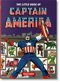 Picture of The Little Book of Captain American