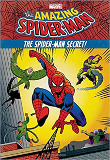 Picture of Marvel The Amazing Spider-Man The Spider-Man secret!