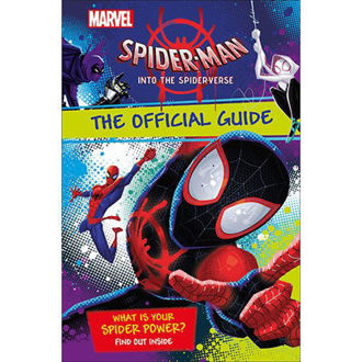Picture of Marvel Spider-Man into the Spider-Verse the Official Guide What is your spider power?