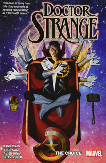 Picture of Marvel Doctor Strange The Choice