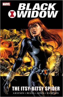 Picture of Marvel Black Widow the Itsy - Bitsy Spider