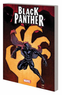 Picture of Marvel Black Panther the complete collection