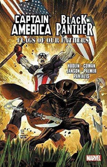 Picture of Marvel Captain America Black Panther Flags of our Fathers