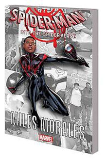 Picture of Spider-Man Spider-Verse Marvel Miles Morales