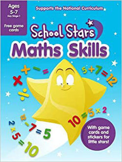 Picture of Maths Skills (School Stars)