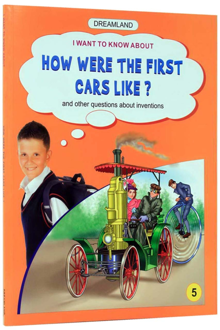 Picture of How were the first cars like?