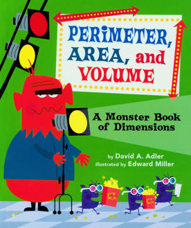 Picture of Perimeter, Area, and Volume A Monster Book of Dimensions
