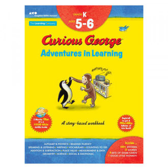Picture of Curious George Adventures in Learning Grade K