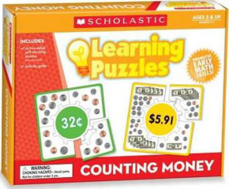 Picture of Counting Money Learning Puzzles