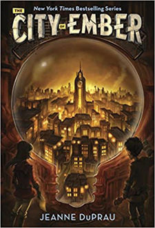 Picture of CITY OF EMBER (Paperback)
