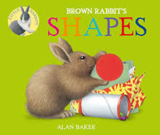 Picture of Brown Rabbit's Shapes (Little Rabbit Books)