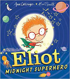 Picture of Eliot, Midnight Superhero