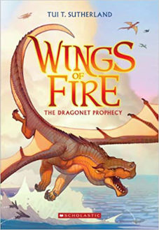 Picture of Wings of Fire - Dragonet Dragonet Prophecy