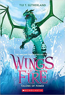 Picture of Wings Of Fire Talons of Power # 9