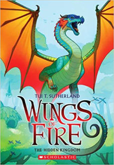 Picture of Wings of Fire -The Hidden Kingdom
