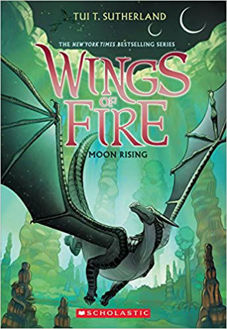 Picture of Wings of Fire MOON RISING PBK