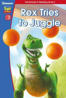 Picture of Toy Story: Rex Tries to Juggle (Level 3)