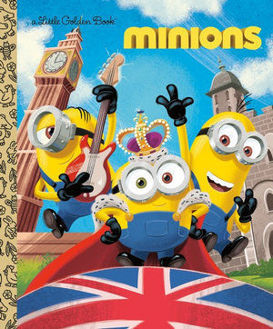Picture of LGB Minions Little Golden Book