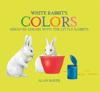 Picture of White Rabbit's Colors