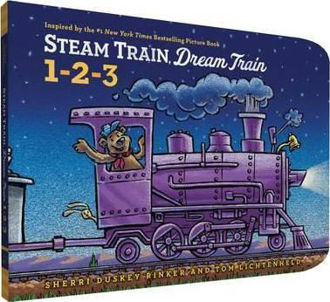 Picture of Steam Train, Dream Train 1-2-3