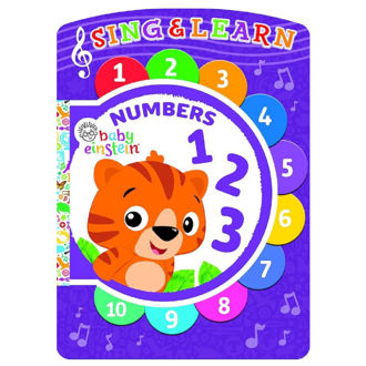 Picture of Baby Einstein: Numbers Sing & Learn