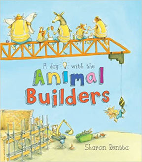Picture of A Day with the Animal Builders