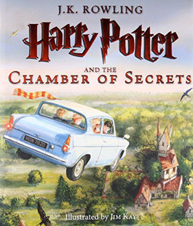 Picture of HARRY POTTER AND THE CHAMBER OF SECRETS (HARDCOVER)