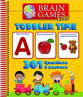 Picture of Brain Games Kids: Toddler Time - 301 Questions and Answers - PI Kids Spiral-bound